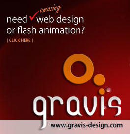 Web Design & Animasi Flash